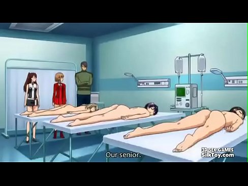 Hentai Fucke Hospital Of sex